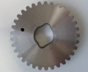 Ruota dentata z.33 modulo 2.75 ghisa G25